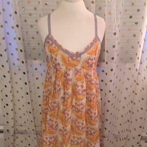 Gorgeous Rachel Antonoff Floral Maxi Dress Size 12